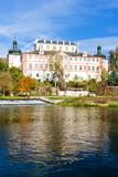 Kacov Castle, Czech Republic