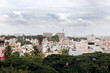 Bangalore city southern area - a concrete jungle