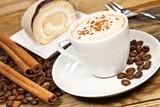 Fototapety Kaffee und Kuchen