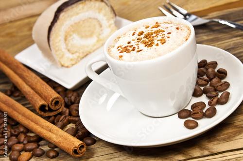 Kaffee und Kuchen - 41313511