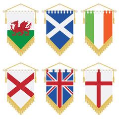 uk and ireland pennants