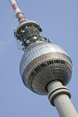 "Berlin TV Tower - ""fernsehturm"" (Germany)"