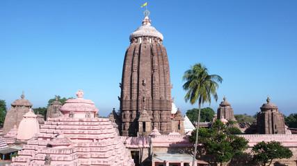 Templo Jagannath Mandir, Puri, Orissa, India