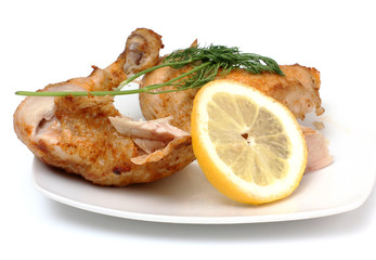 Chicken and lemon