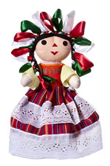 National mexican doll