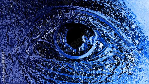 Fototapeten,eye,auge,auge,blau