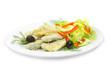 Smelt fish - gourmet food