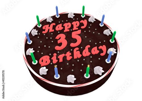 Happy Birthday Decoration Video