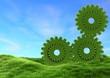 umweltschonend produzieren und arbeiten