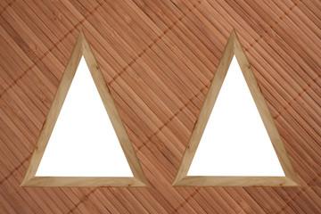 Fond  Texture  Végétal  Cadre  Triangle