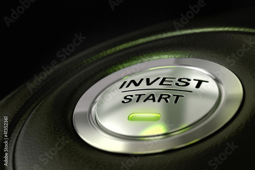 Investment opportunities concept
