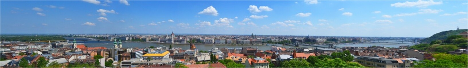 Panoram Budapest - Hongrie