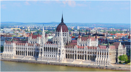 Parlement Budapest - Hongrie