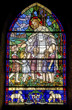 Pont-de-Beauvoisin - Stained glass