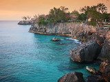 Fototapety Klippe in Jamaica
