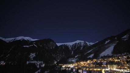 Ночь в Альпах TL