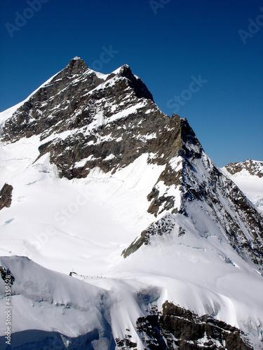 Jungfrau, Hochformat