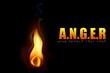 Anger Background
