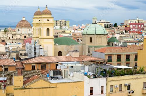 Quartiere di Stampace a Cagliari