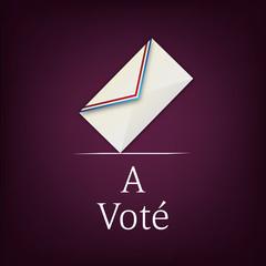 à voté