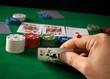 Poker: Coccinella porta fortuna