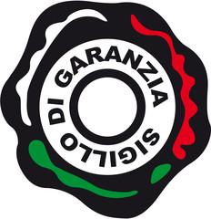 sigillo garanzia italia