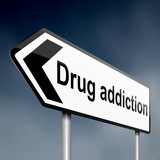 Drug addiction.