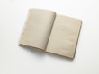 notebook from recycled paper - quaderno in carta riciclata