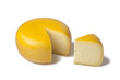 canvas print picture - Dutch Gouda cheese