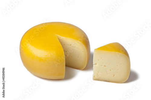 Dutch Gouda cheese - 41384946