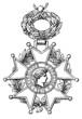 Постер, плакат: National Order of the Legion of Honour France 1802