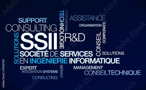 SSII société de services en ingénierie informatique illustration