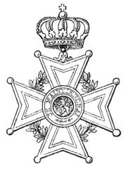 Order of Orange-Nassau (Netherlands, 1892)