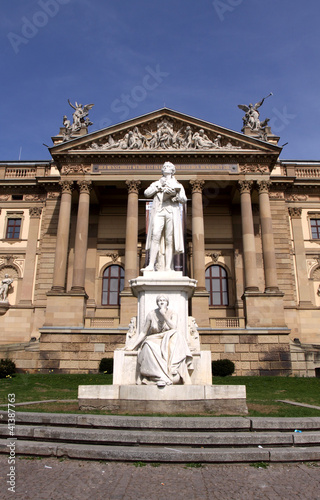 Hessian State Theater of Wiesbaden, Germany - 41387763