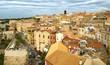 Cagliari, quartiere di Castello e centro storico