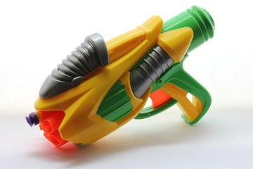 Dart Gun with Loaded Dart