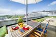 Roof top terrace exterior