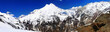 Beautiful view of mountaint Elbrus - highest peak of Europe