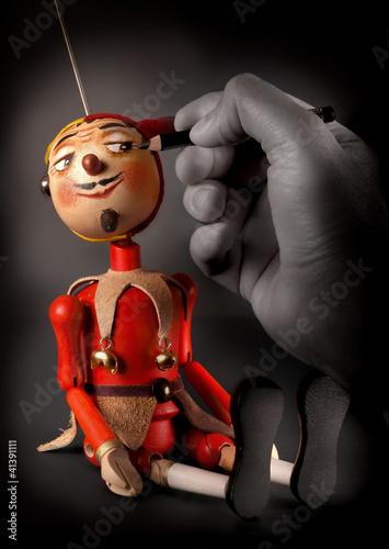 Fototapeten,puppets,mariniert,mariniert,puppets