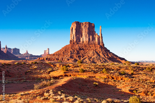 monument valley rock