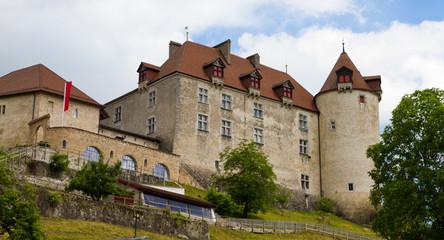 Gruyere castle, Switzerland