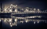 Fototapeta Most - Grunwaldzki Bridge in Wroclaw © CCat82