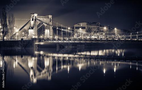 Grunwaldzki Bridge in Wroclaw - 41393782
