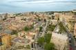 Cagliari, panorama del centro storico