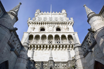 Tower of Belem, Lisbon Portugal