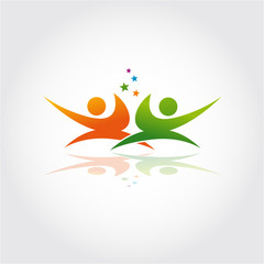 logo compétition, logo entreprise