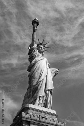 america-statue of liberty-liberty island - 41396973