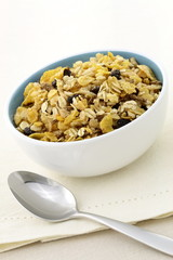 delicious and healthy granola
