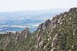 Montserrat Mountain. Catalonia. Spain