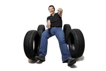 Got new tires?